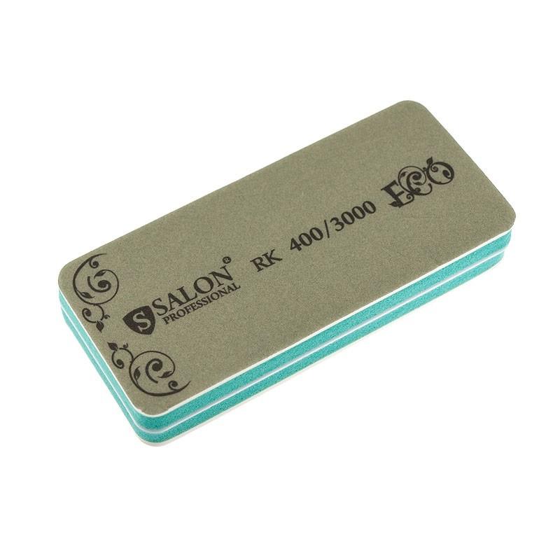 Бафик мини Salon Professional  400/3000 Грит