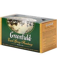 "Чай ""Greenfield"" Earl Grey Fantasy 25 пакетиков"