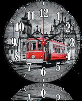 Настенные часы 76 33 x 33 cm
