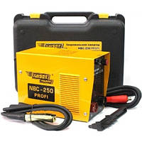 Инвертор Kaiser NBC-250 profi, 220 В, сварочный ток 20-250 А, електроды 1,6-5,0 мм, вес 6,6 кг, в чемодане {85, фото 1