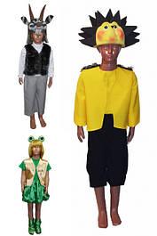 Прокат костюмов животных 2 - 7 лет
