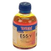 Чернила WWM для Epson Stylus Photo R800/R1800 200г Yellow Водорастворимые (E55/Y)
