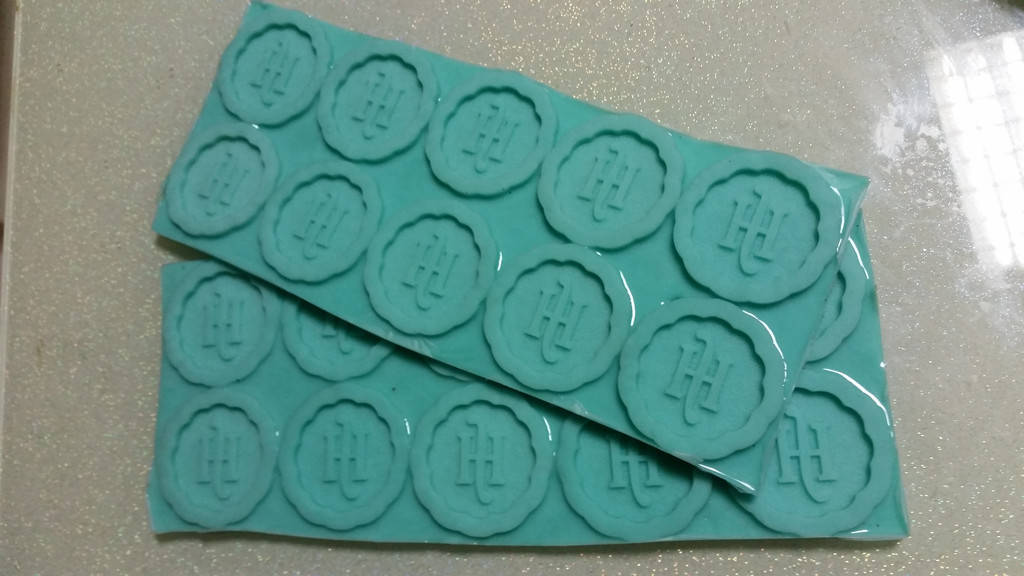 Изготовление мастер-модели и силиконовых форм для литья шоколада