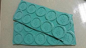 Изготовление мастер-модели и силиконовых форм для литья шоколада 1