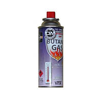 Газовый баллон Vita GB-0000 бутан 220 г