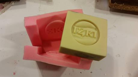 Изготовление мастер-модели и форм для мыла