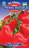 Семена томат Трюфель красный H=0,9-1,5м. до 200 г.