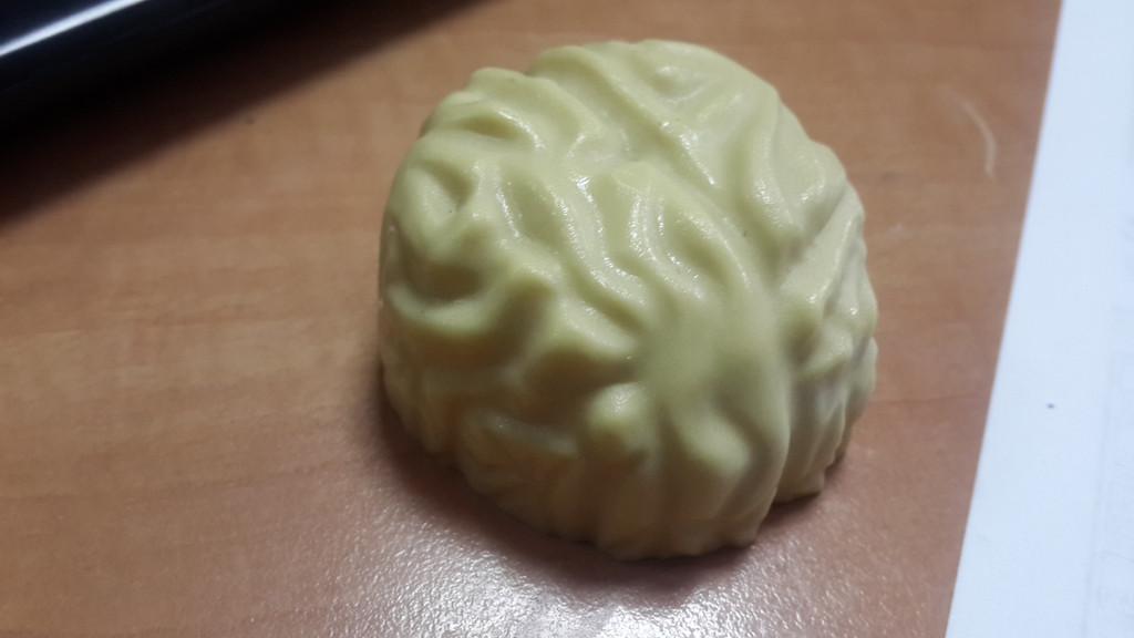 Изготовление мастер-модели и формы для литья желейных конфет