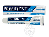 """Зубная паста """"PresiDENT"""" CLINICAL"""" Сенсетив"""", 75мл"""