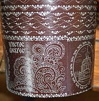 Форма для пасхального кулича (италия) 500г, фото 1