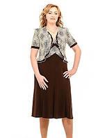 Женский  костюм  Дженни  больших размеров 48, 50, 52, 54 ,   купить , фото 1