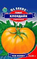 Семена томат Клондайк засухоустойчивый H=1-1,2м. до 300 г.
