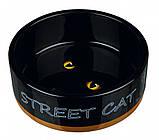 """Trixie Миска керамическая """"Street Cat"""", фото 3"""