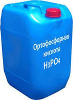 Кислота ортофосфорная 73% (канистра 10 л-16 кг)