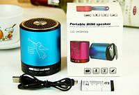 Портативная мини-колонка Bluetooth 2020Q (MP3, USB, FM, SDcard)