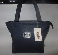 Матовая женская сумка эко кожа