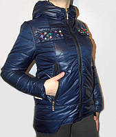 """Женская демисезонная яркая куртка """"Стиль"""""""