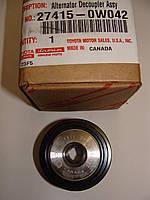 обгонная муфта шкив генератора TOYOTA  Lexus  27415-0w042, фото 1