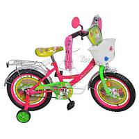 Детский велосипед 16 дюймов Бабочка P1651F-B