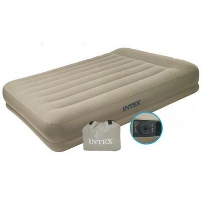 Надувная кровать Intex 67748, 203 cм х 152 см