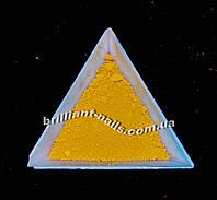 Пигмент желтый горчичный