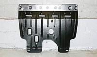 Защита картера двигателя и кпп Peugeot Bipper  2007-, фото 1