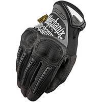 Тактические перчатки Mechanix M-Pact 3 Black (Чёрный)