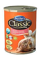 Butcher`s Classic консервы с дичью для кошек, 400 гр.