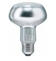 Лампа Philips Refl E27 100W 230V NR80 25D 1CT/30