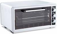 Духовка электрическая SATURN ST-EC1074 White, 50 литров