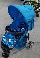 Детская Коляска прогулочная CARRELLO Comfort CRL-1405 BLUE