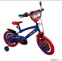 """Детский двухколесный велосипед 12"""" 141209 Спайдермен"""