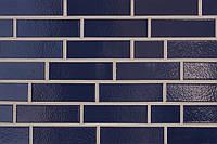 0350 | GLASIERTE KERAMIK IM KLINKERFORMAT | MARINEBLAU РАЗМЕР: 240X71X10 - ПОВЕРХНОСТЬ : GLATT