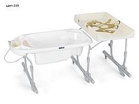 Пеленатор с ванночкой Cam Idro Baby Estraibile