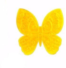 Игрушки для купания Бабочка желтая