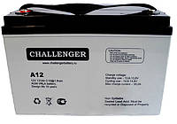 Аккумулятор AGM - 134 Ач, 12В гелевый Challenger A12-134