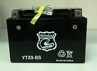 АКБ Motakuji YTX9-BS AGM    гелевый (черный)    150 x 87 x 105