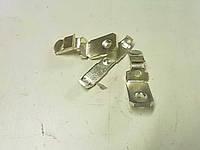 Контакт контактора КПЕ-4, КПД-4 серебрянная напайка