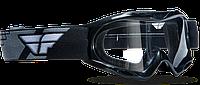 Очки кроссовые FLY (черные)