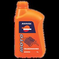 Repsol MOTO FORK OIL 10W                  1 L