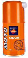 Repsol MOTO CHAIN смазка цепи        400 ml