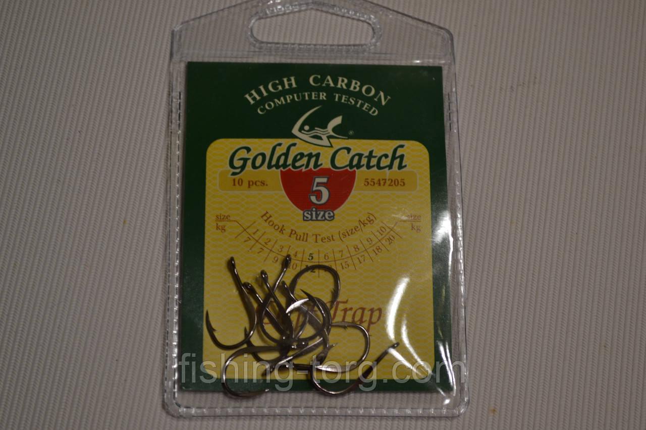 Крючки GOLDEN CATCH 5