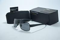 Солнцезащитные очки  Porsche Design черные, фото 1