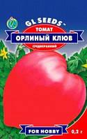 Семена томат Орлиный клюв массой 400-600 г.