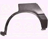 Рем. часть крыла заднего левого (Комби) арка Мазда 626 / Mazda 626 GD 88-92, GV 88-96