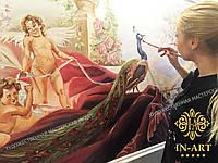 Художественная роспись стен, фрески, копии картин маслом