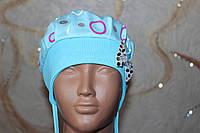 Детские трикотажные шапочки,береты (можно разные цвета)