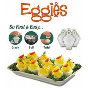 Формы для варки яиц Eggies, фото 2