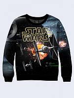 СВИТШОТ Star Wars fighters; XXS, XS, S, M, L, XL