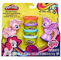 "Игровой набор пластилина Hasbro ""Пони: знаки отличия"" My Little Pony Play-Doh"